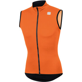 Sportful Fiandre Light No Rain Vest Men, orange sdr